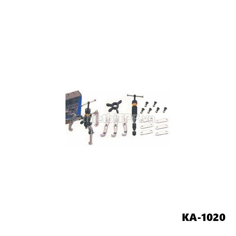 Bộ vam 3 chấu thuỷ lực KA 1020