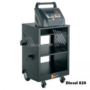 Thiết bị kiểm tra khí xả động cơ Diesel 820