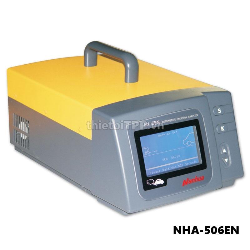 Thiết bị kiểm tra khí xả động cơ xăng NHA-506EN