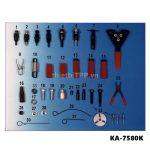 Bộ dụng cụ S/C điều hòa KA-7580K