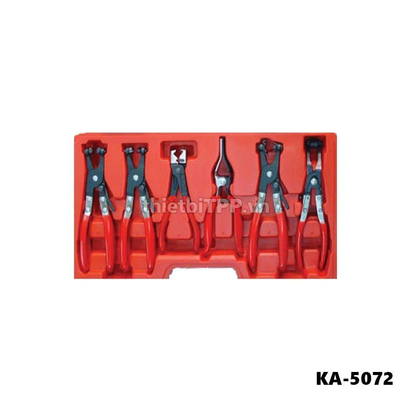 Bộ kìm tháo kẹp ống KA-5072