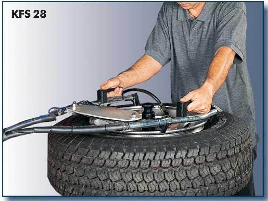 thiết bị hỗ trợ bơm lốp không săm