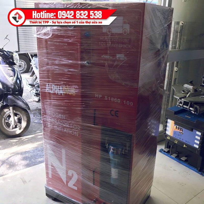 May Moi Bom Khi Nito Gia Re Cho Xe Tai Xe Cong Trinh Nang Hp S1860 Alphaplus