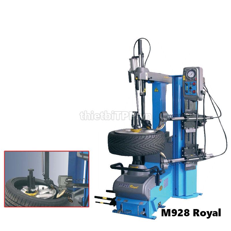 Máy tháo lốp không dùng lơ via M928