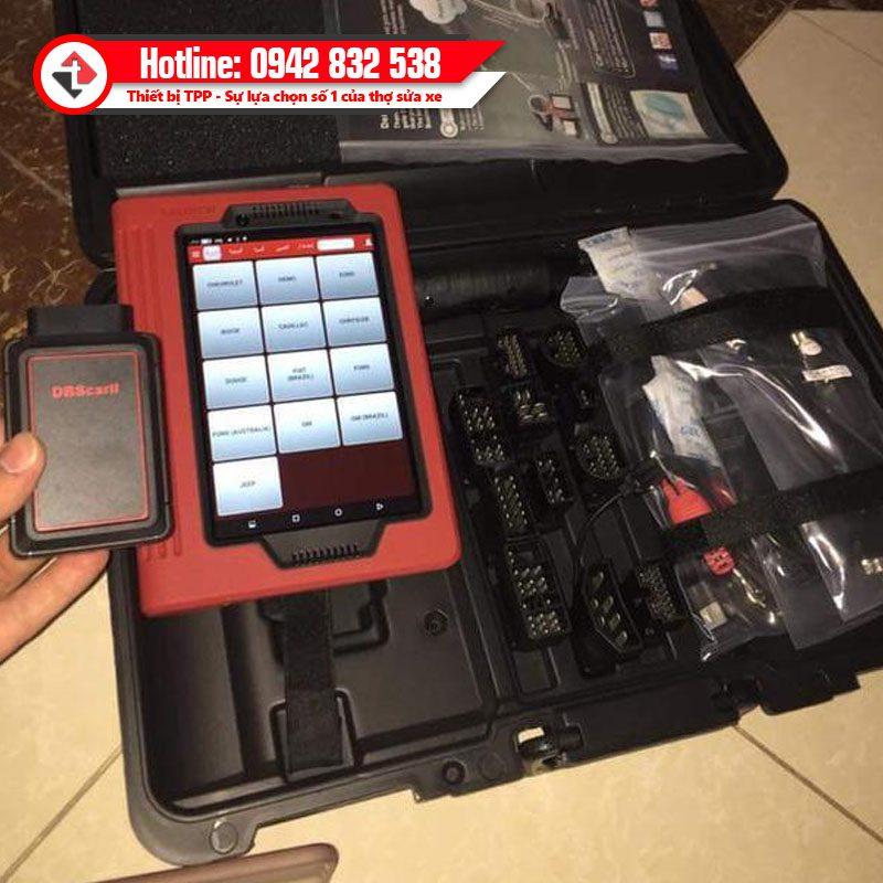 X431 Pro Lauch Thiet Bi Test Xoa Loi Fi Xe Phun Xang Dien Tu Xe O To