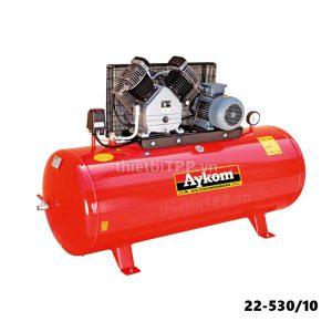 Máy nén khí Aykom 22-530/10, máy nén khí piston, Máy nén khí, máy bơm hơi khí nén, máy nén khí công nghiệp