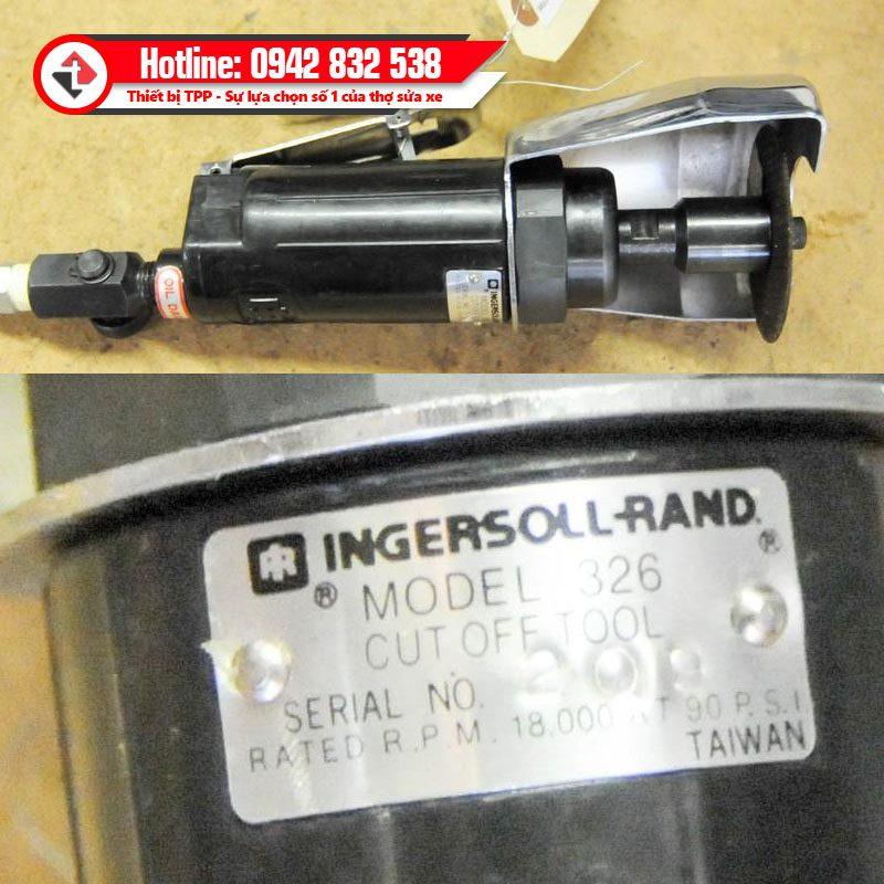 Cut Off Tool Cong Cu Cua Khi Nen Ingersoll Rand 326 Taiwan Usa