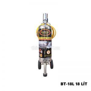 Binh May Rua Xe Bot Tuyet Pallas Trung Nien 18 Lit Bt 18 L