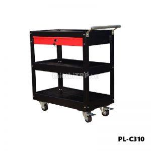 xe dụng cụ 3 ngăn, xe đẩy dụng cụ 3 ngăn PL-C310, tủ dụng cụ cơ khí 3 ngăn, tủ dụng cụ cơ khí, tủ đồ nghề, xe dụng cụ, tủ đồ nghề sửa chữa xe máy, xe đẩy dụng cụ 3 ngăn, tủ dụng cụ 3 ngăn PL-C310