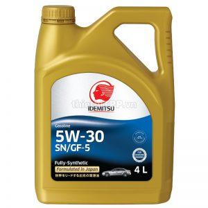 Gasoline-5W-30-SN-GF-5