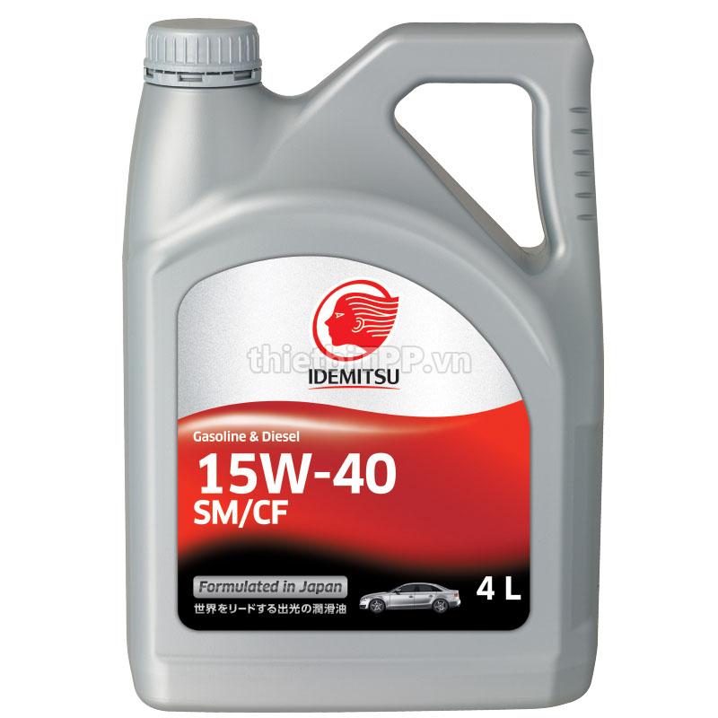 Gasoline-Diesel-15W-40-SM-CF