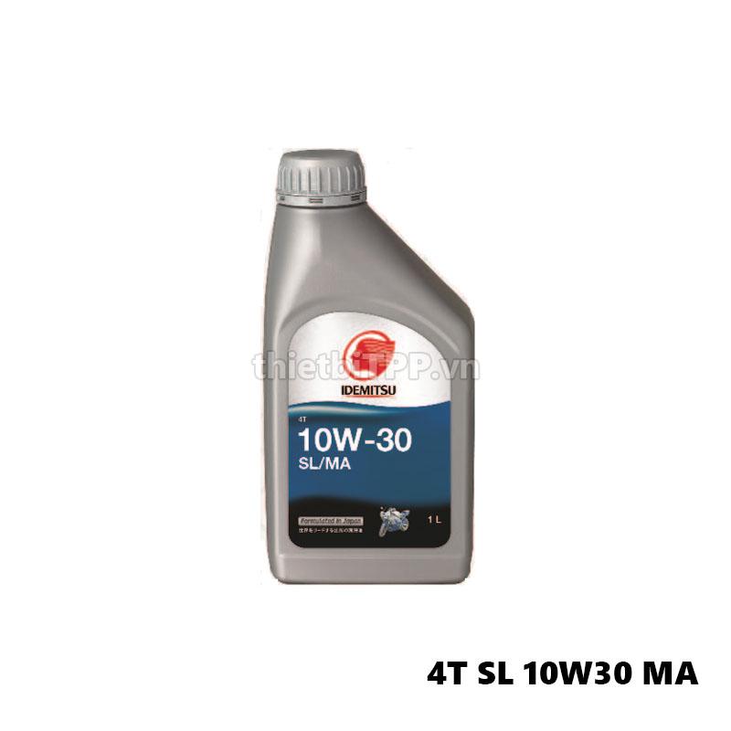 IDEMITSU-4T-SL-10W30-MA