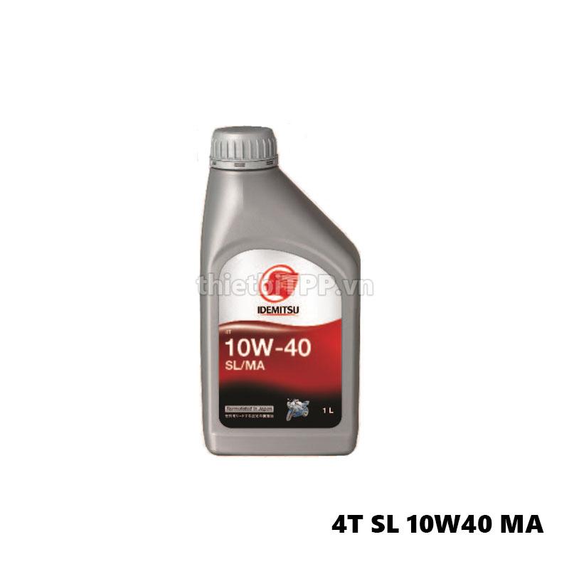 IDEMITSU-4T-SL-10W40 MA
