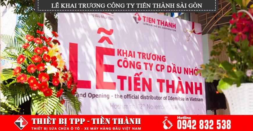 Le Khai Truong Cong Ty Tien Thanh Sai Gon Facebook