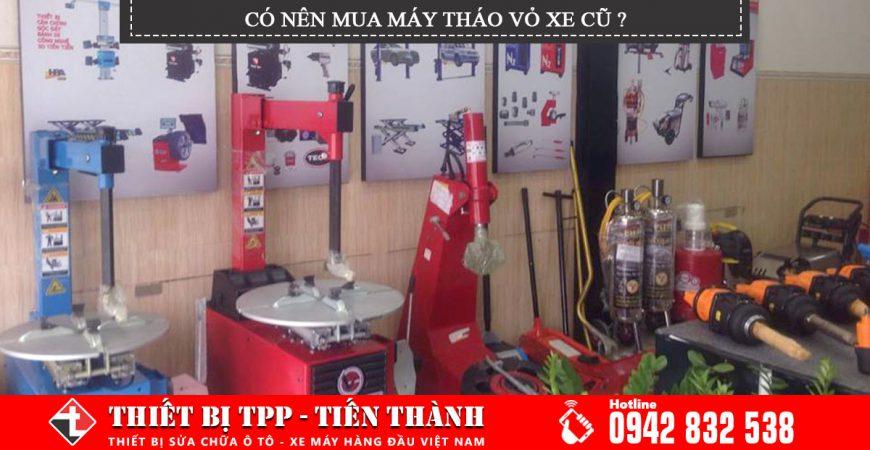 May Thao Vo Xe Tay Ga Da Nang