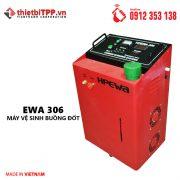 máy làm sạch buồng đốt xe máy EWA 306, máy vệ sinh buồng đốt, máy làm sạch buồng đốt, máy vệ sinh buồng đốt xe máy