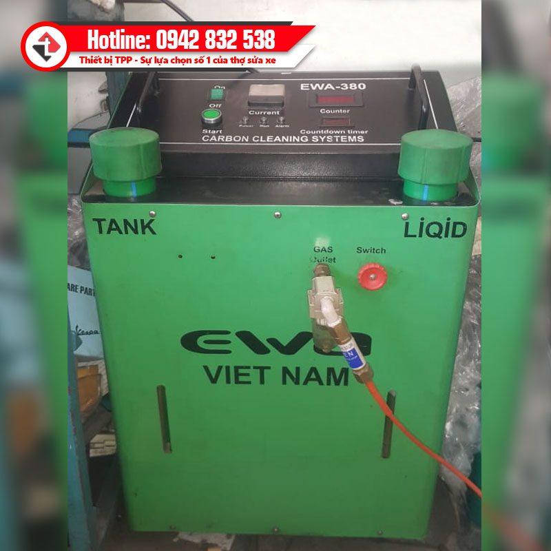 Ewa 380 Mau Xanh Tank Libqid Carbon Cleaning Systems