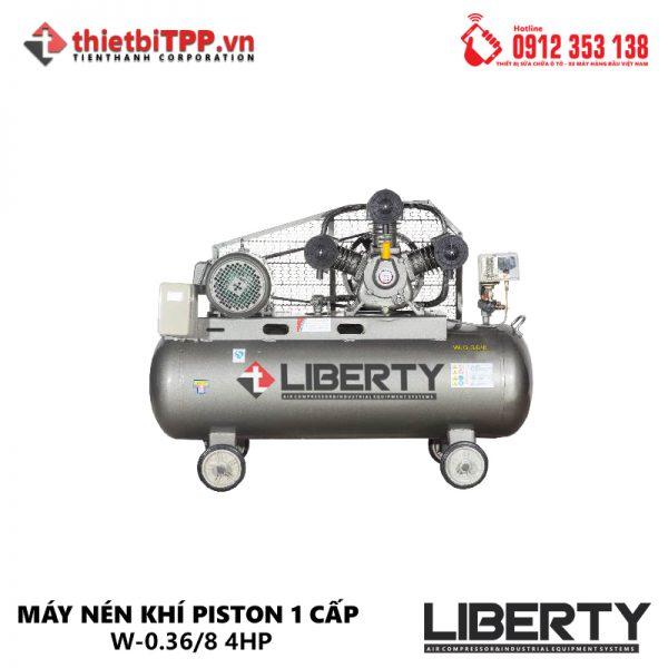 Máy nén khí piston W-0.36/8, máy nén khí không dầu W-0.36/8, máy nén khí piston, máy nén khí công nghiệp