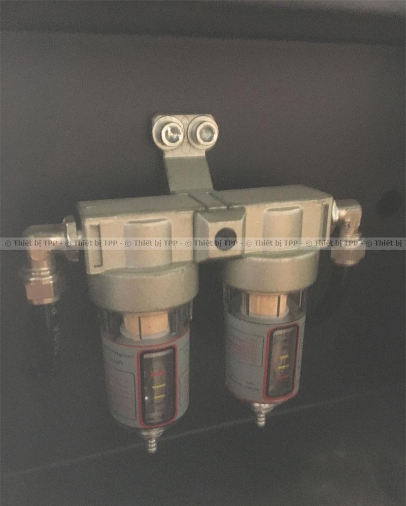 vệ sinh lọc dầu máy bơm khí nitơ , ve sinh may nap khi nito