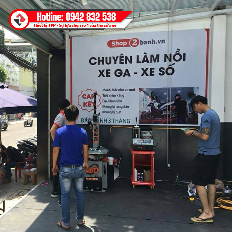 May Suc Rua Kim Phun Ve Sinh Buong Dot Xe May Fi Da Chuc Nang