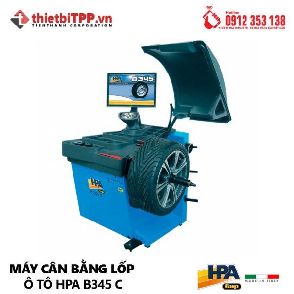 Máy cân bằng lốp ô tô HPA faip B345 C italy