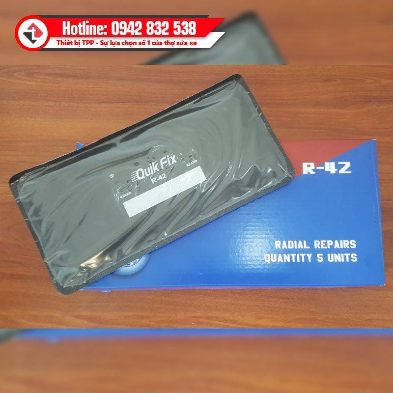R 42 125 250mm Mieng Va Lop Bo Thong Size To Nhat Cho Vo Xe Tai Xe Cong Trinh Tech My