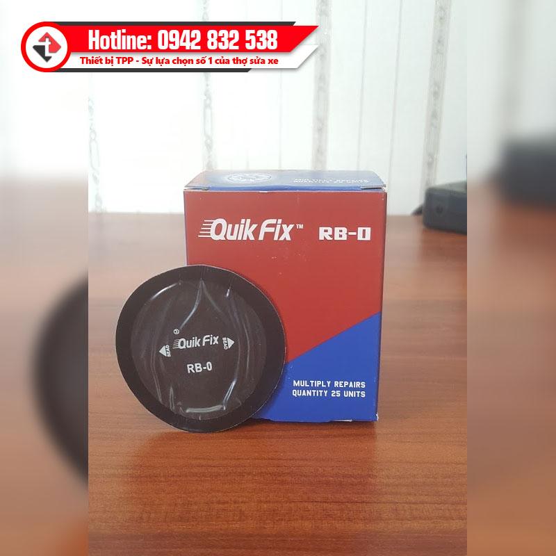 Rb 0 60mm Usa Mieng Va Sam Lop O To Thuong Hieu Tech My Quik Fix Gia Cuc Re