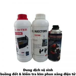 dung dich ve sinh buong dot, dung dich carbon cleaner, dung dich lam sach dong co xe may, dung dich ve sinh buong dot o to, ve sinh buong dot xe may honda