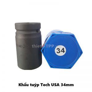 Khau Tuyp Tech Usa 34mm