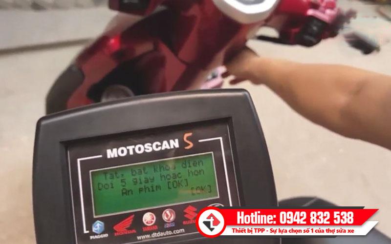Máy đọc lỗi motoscan