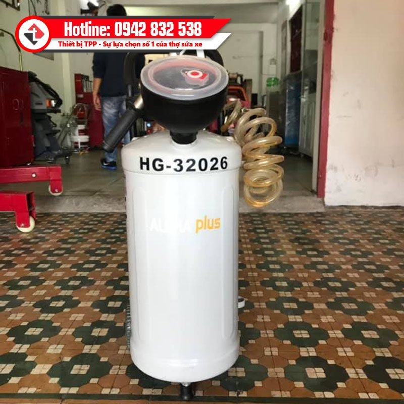 May Thay Dau Hop So O To Khi Nen Dung Hoi Hg 32026 Alphaplus