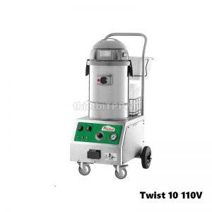 Twist 10 110V, máy rửa xe nước nóng, máy rửa xe bằng hơi nước nóng Twist 10 110V, máy rửa xe hơi nước nóng, máy rửa xe bằng hơi nước nóng