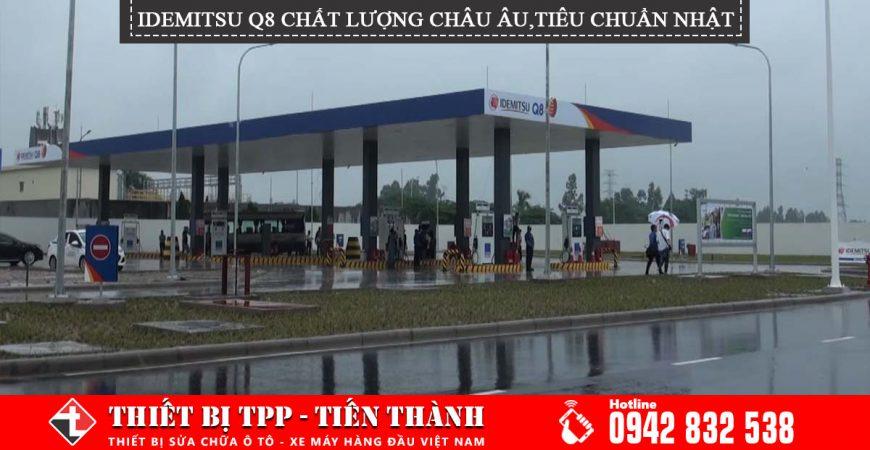 Idemitsu Q8 Chat Luong Chau Au Tieu Chuan Nhat Tai Viet Nam