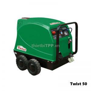 máy rửa xe nước nóng Twist 50, máy rửa xe bằng hơi nước nóng, Máy rửa xe nước nóng, máy rửa xe hơi nước nóng