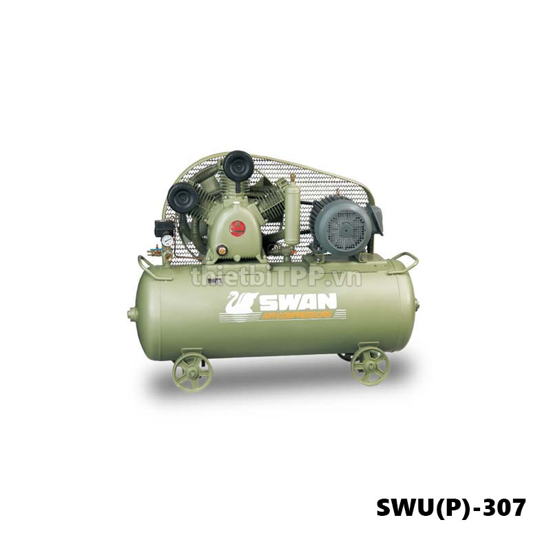 May nen khi piston swan swu(p)-307, mau nen khi, may nen khi swan swu(p)-307, may nen khi cong nghiep, may nen khi piston, may bom hoi chuyen dung