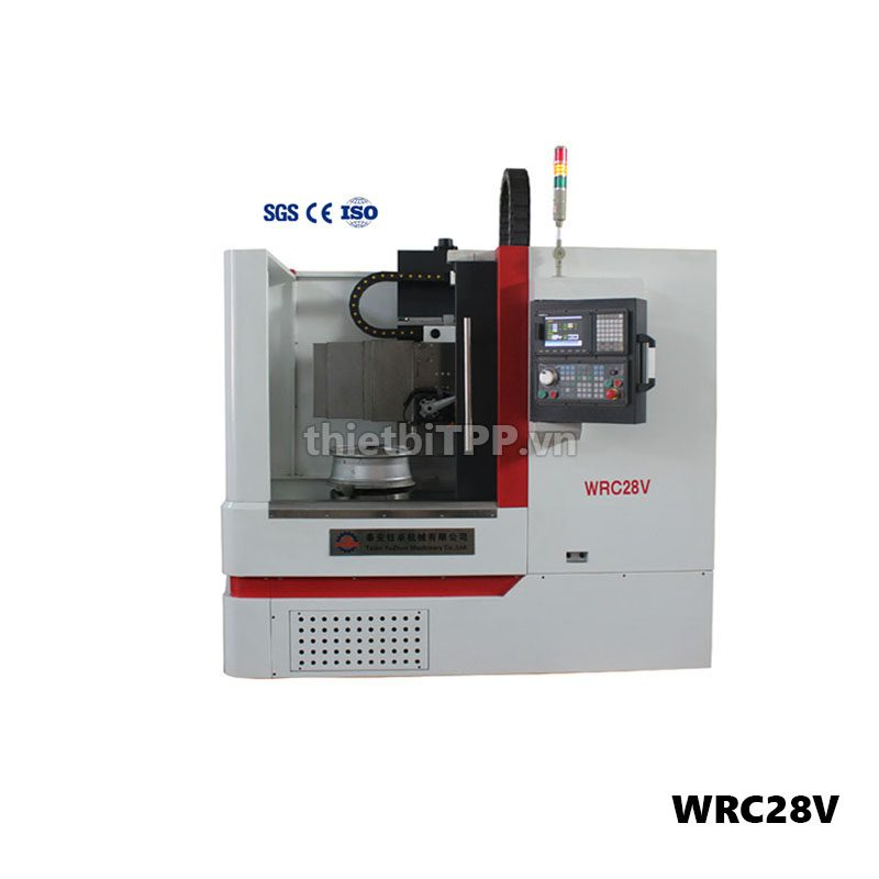 May Tien Mat Mam Oto Yz Cnc Wrc28v Iso Sgs Ce
