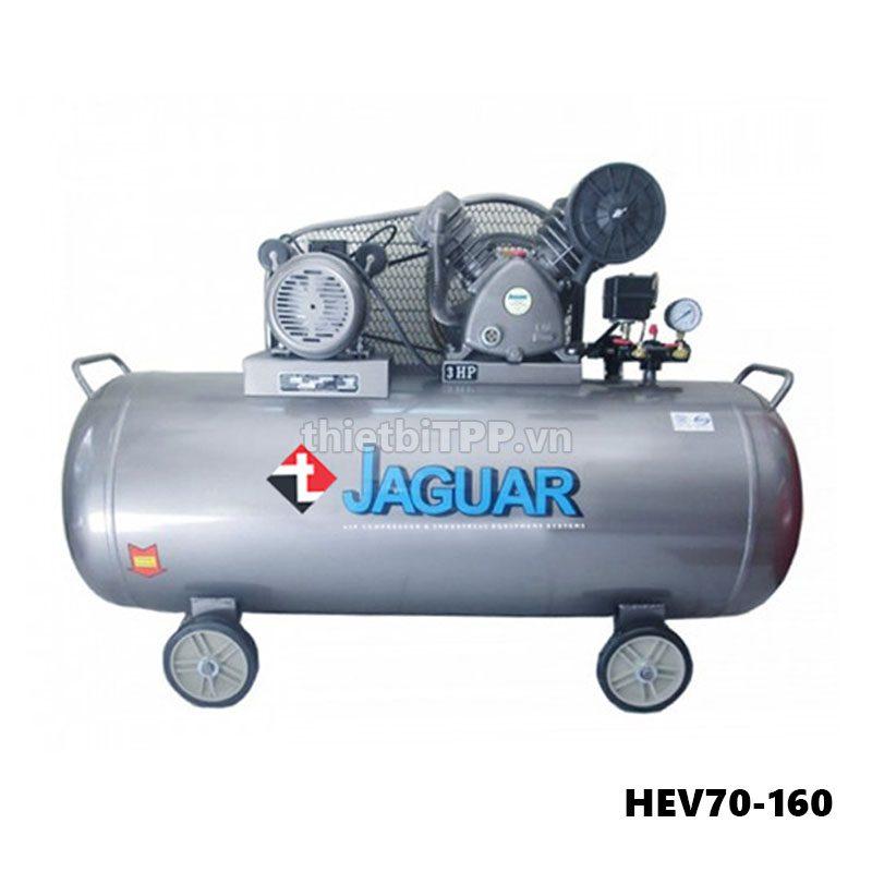 May Nen Khi 2 Cap 3hp 160 Lit Jaguar Hev70 160 220v
