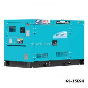 May Phat Dien Dau Giam Am Gs 35esk Silent Diesel Generator