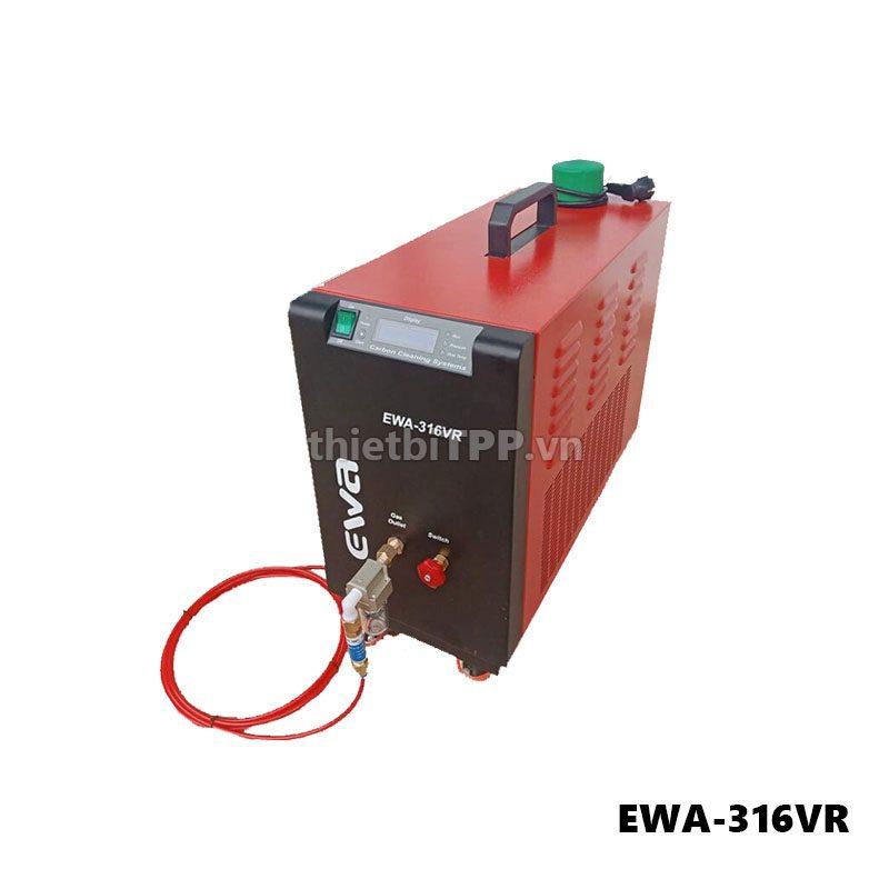 Máy vệ sinh buồng đốt EWA 316VR, máy vệ sinh buồng đốt xe máy ewa 316vr, máy vệ sinh buồng đốt