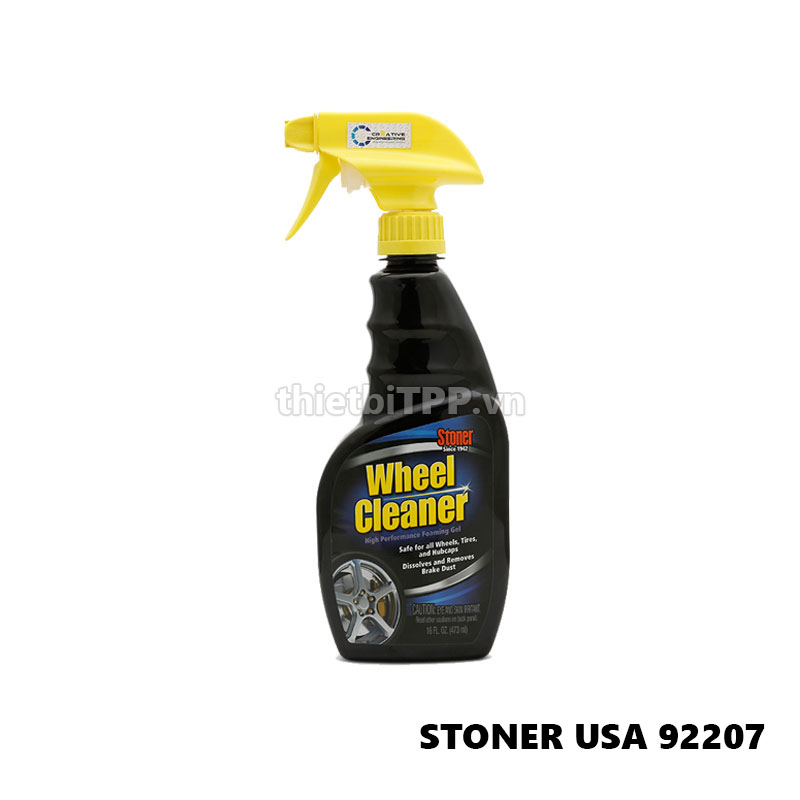 Dung Dich Lam Sach Mam Xe Stoner Wheel Cleaner