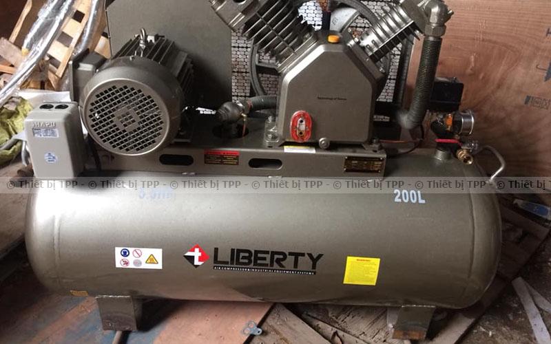 máy nén khí, máy nén khí liberty, may nen khi mini, may nen khi truc vit, may nen khi gia re, may bom hoi, may bom hoi gia re, máy nén khí, máy bơm hơi