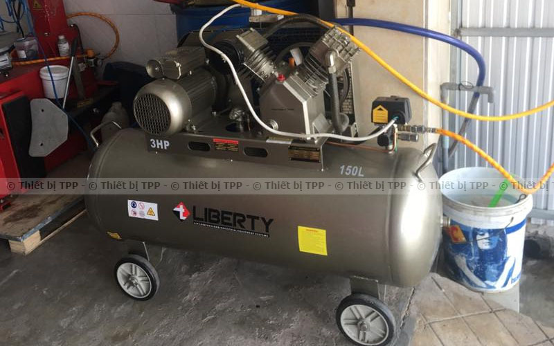 Máy bơm hơi, máy bơm hơi liberty