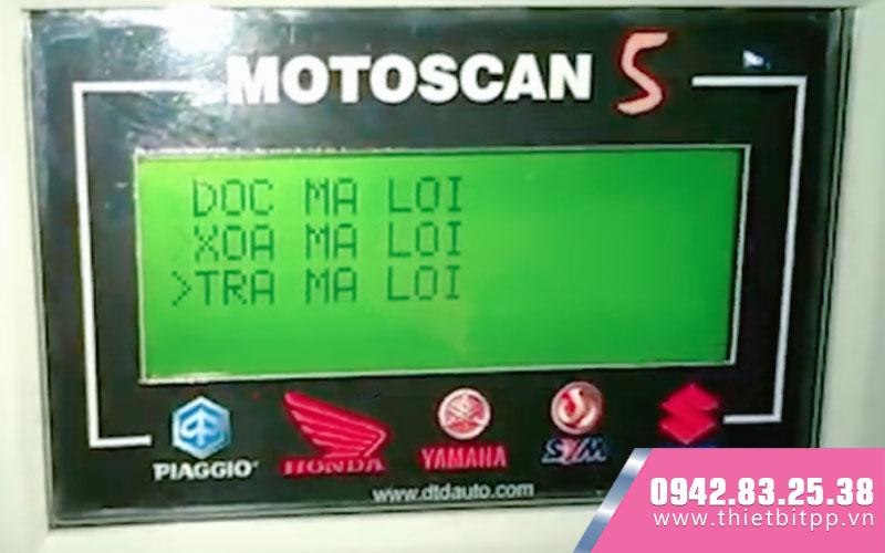 huong dan tra mam loi xe may, may doc loi xe may, may doc loi motoscan, may doc loi xe may fi motoscan, may test loi xe may fi, may doc ma loi xe may motoscan, may test loi xe may motoscan