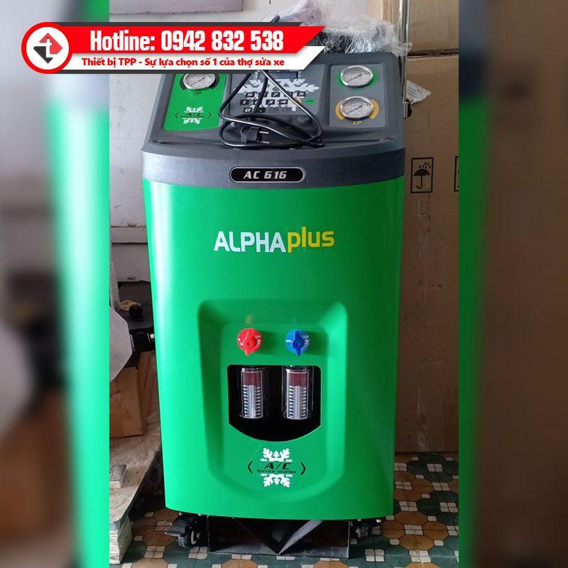 Ac616 May Nap Gas Dieu Hoa May Lanh Gian Lanh Xe O To Du Lich Alpha Plus Trung Quoc