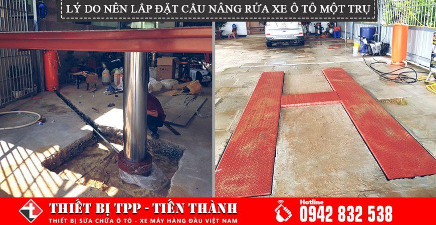 Ly Do Nen Lap Dat Cau Nang Oto Rua Xe Mot Tru Trong Nha Xuong Hien Nay 1