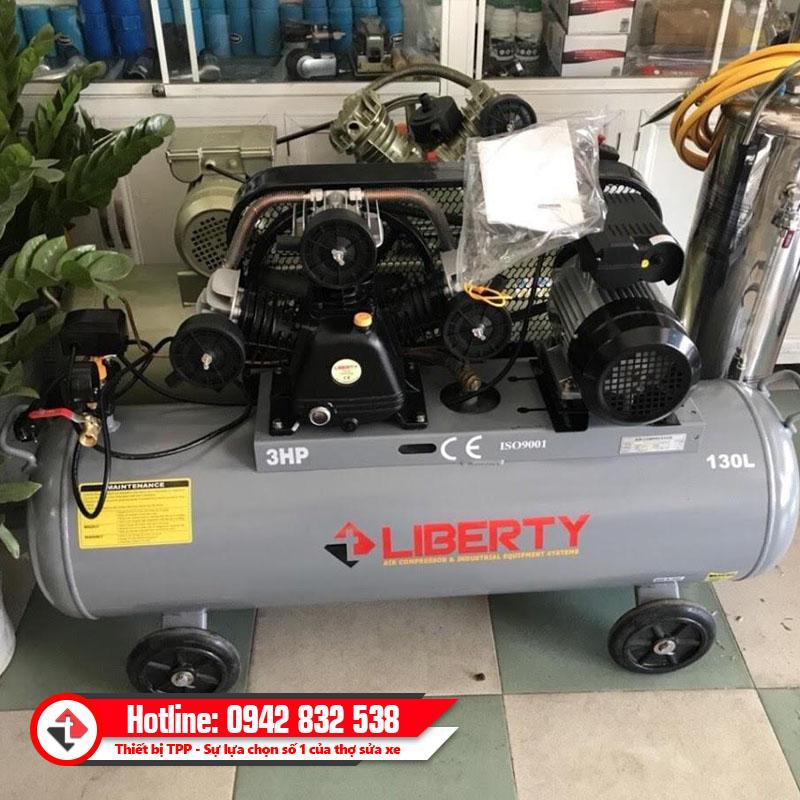 máy bơm hơi LIBERTY, máy bơm hơi khí nén, máy bơm hơi giá rẻ, máy bơm hơi v0.36/8bar, bình hơi khí nén giá rẻ