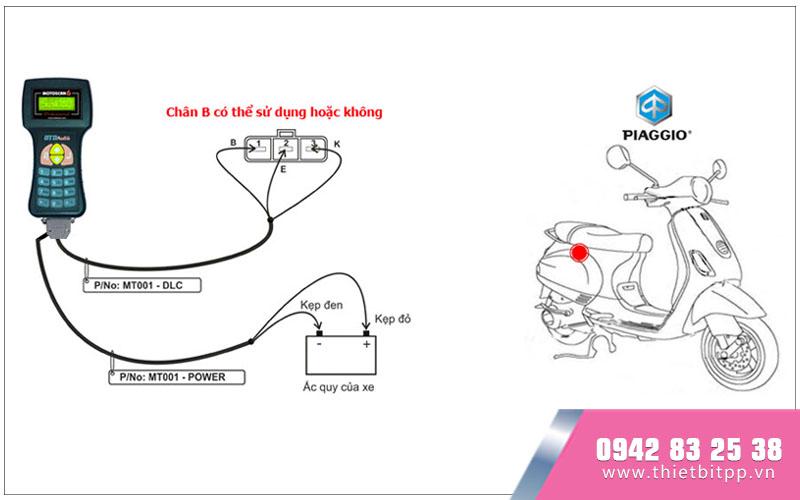 máy đọc lỗi motoscan 6, máy test lỗi xe máy