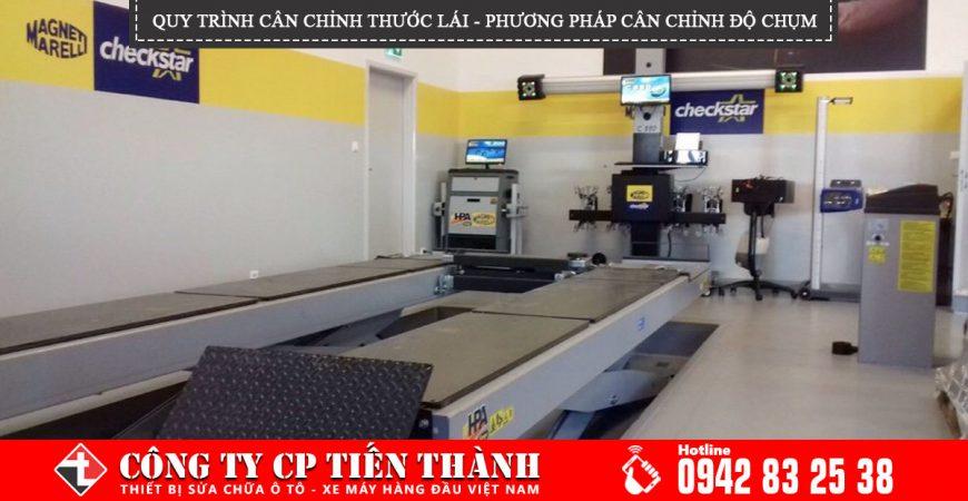 Phuong Phap Can Chinh Do Chum Banh Xe Quy Trinh Can Chinh Thuoc Lai Chuan