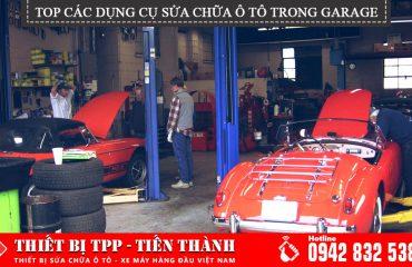 Top Cac Dung Cu Sua Chua Oto Nhat Dinh Phải Co Trong Garage