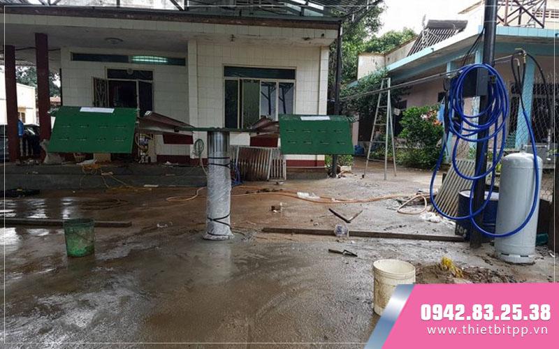 Van Hanh Cau Nang 1 Tru Rua Xe Oto, cầu nâng rửa xe, cầu nâng ô tô rửa xe